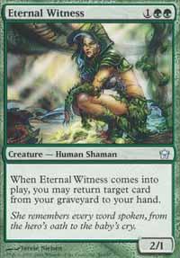 Eternal Witness - Fifth Dawn