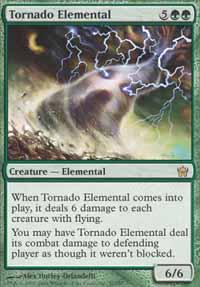 Tornado Elemental - Fifth Dawn