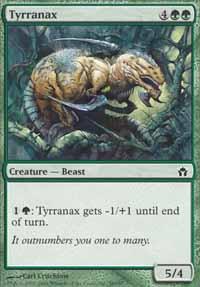 Tyrranax - Fifth Dawn