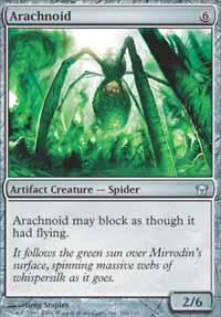 Arachnoid - Fifth Dawn