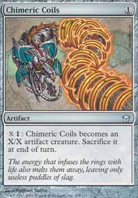 Chimeric Coils - Fifth Dawn