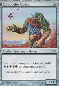 Composite Golem - Fifth Dawn