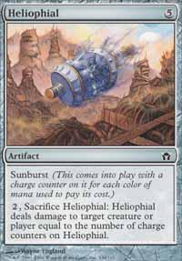 Heliophial - Fifth Dawn