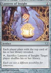 Lantern of Insight - Fifth Dawn