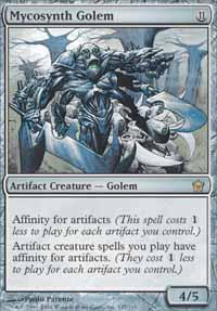 Mycosynth Golem - Fifth Dawn