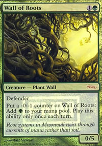 Wall of Roots - FNM Promos