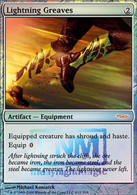 Lightning Greaves - FNM Promos