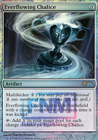 Everflowing Chalice - FNM Promos