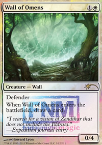 Wall of Omens - FNM Promos