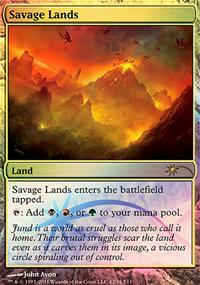 Savage Lands - FNM Promos