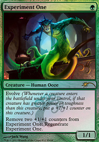 Experiment One - FNM Promos