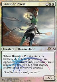 Banisher Priest - FNM Promos