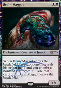 Brain Maggot - FNM Promos