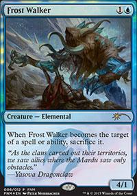 Frost Walker - FNM Promos