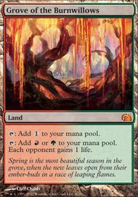 Grove of the Burnwillows - From the Vault : Realms
