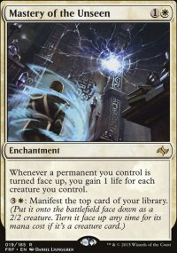 Mastery of the Unseen - Fate Reforged