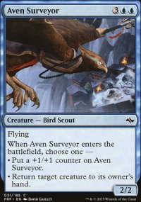 Aven Surveyor - Fate Reforged