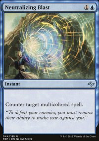 Neutralizing Blast - Fate Reforged