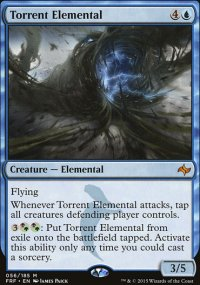 Torrent Elemental - Fate Reforged