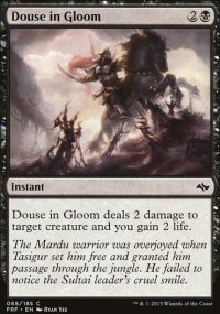 Douse in Gloom - Fate Reforged
