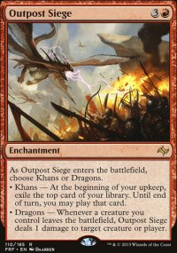 Outpost Siege - Fate Reforged