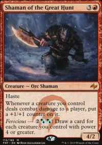 Shaman of the Great Hunt - Fate Reforged