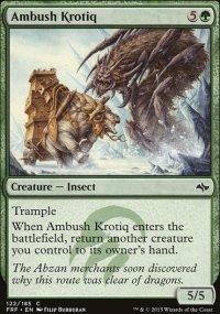 Ambush Krotiq - Fate Reforged