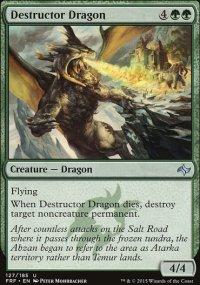Destructor Dragon - Fate Reforged