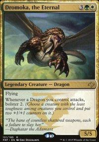 Dromoka, the Eternal - Fate Reforged
