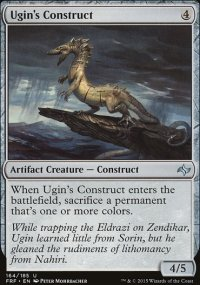 Ugin's Construct - Fate Reforged