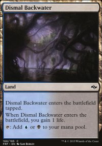 Dismal Backwater - Fate Reforged