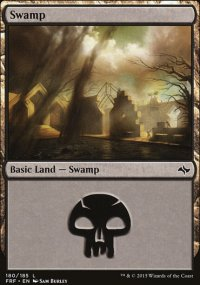 Swamp 1 - Fate Reforged