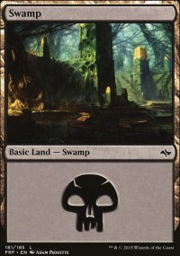 Swamp 2 - Fate Reforged