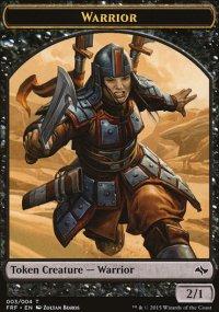 Warrior - Fate Reforged