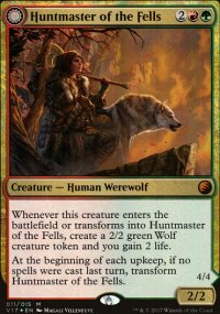Huntmaster of the Fells - From the Vault: Transform