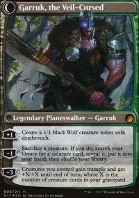 Garruk, the Veil-Cursed - From the Vault: Transform