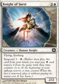 Knight of Sursi - Future Sight