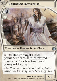 Ramosian Revivalist - Future Sight