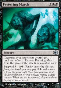 Festering March - Future Sight