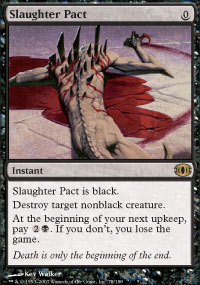 Slaughter Pact - Future Sight