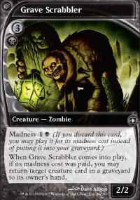 Grave Scrabbler - Future Sight