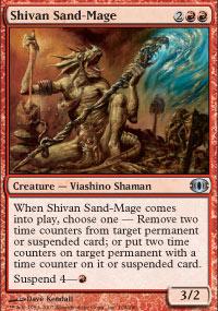 Shivan Sand-Mage - Future Sight