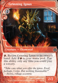 Grinning Ignus - Future Sight
