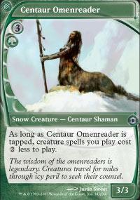 Centaur Omenreader - Future Sight