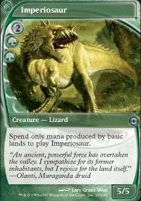 Imperiosaur - Future Sight