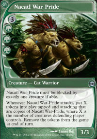 Nacatl War-Pride - Future Sight