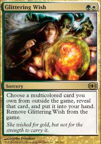 Glittering Wish - Future Sight