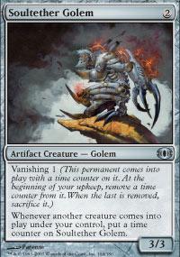 Soultether Golem - Future Sight