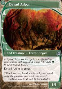 Dryad Arbor - Future Sight