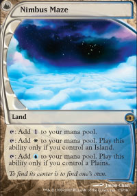 Nimbus Maze - Future Sight